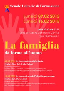 Scuole di formazione unitarie - I incontro @ Centro diocesano | Genova | Liguria | Italia