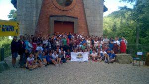 Campo base ACR @ Colonia di Monteleco