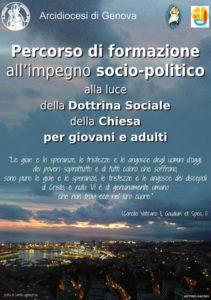 Incontro candidati Sindaco di Genova - Percorso Diocesano di Formazione Politica @ Sala Quadrivium | Genova | Liguria | Italia