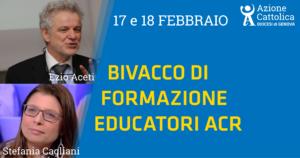 Bivacco di formazione educatori ACR @ Casa dell'Accoglienza, Seminario del Righi | Genova | Liguria | Italia