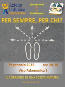 Incontro GV-AD e AD-GV @ Centro diocesano | Genova | Italia