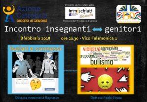 Incontro per insegnanti e genitori @ Centro diocesano   Genova   Italia
