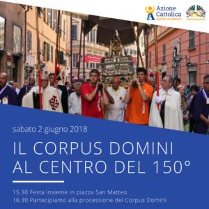 Corpus Domini al centro dei 150 anni @ Piazza San Matteo e Centro di Genova | Genova | Liguria | Italia