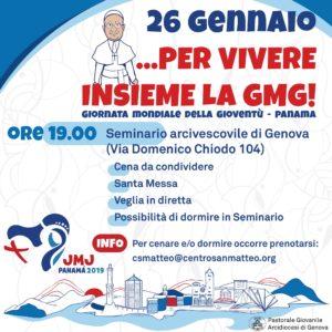 GMG di Panama...a Genova