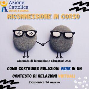 Giornata di Formazione Educatori ACR @ Istituto Don Bosco