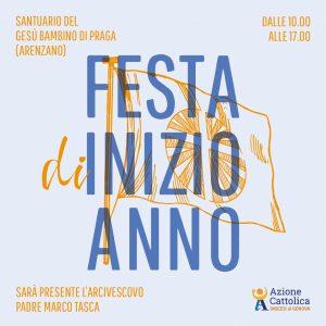 Festa di Inizio Anno @ Santuario di Arenzano