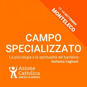 Campo Specializzato 2021 @ Colonia di Monteleco